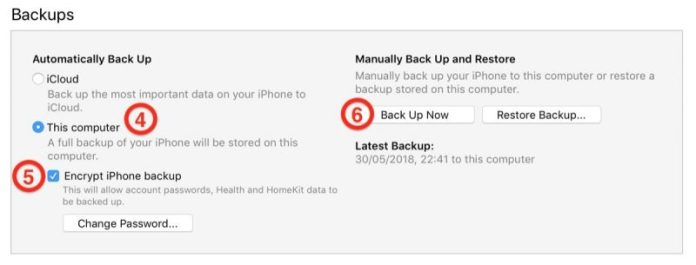 How to Back Up Your iPhone and iPad - Mac Rumors
