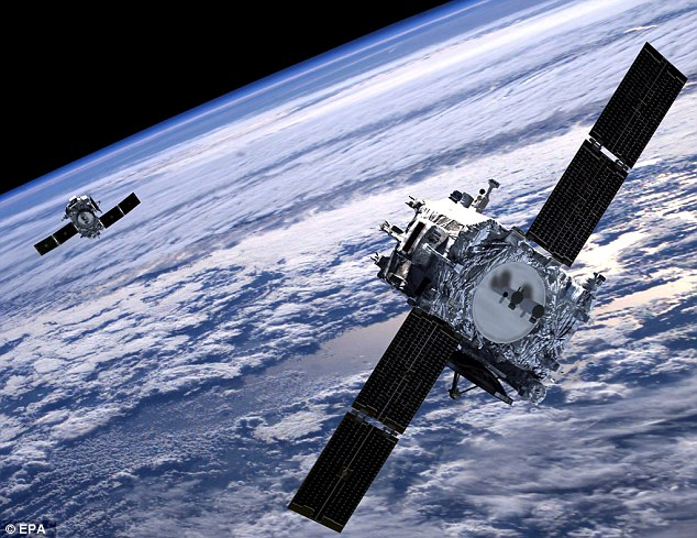 Satellite-powered internet service is one sub-category of the new space race