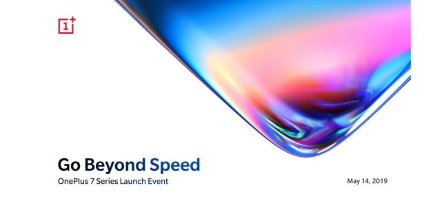 The official OnePlus 7 launch event announcement (OnePlus)