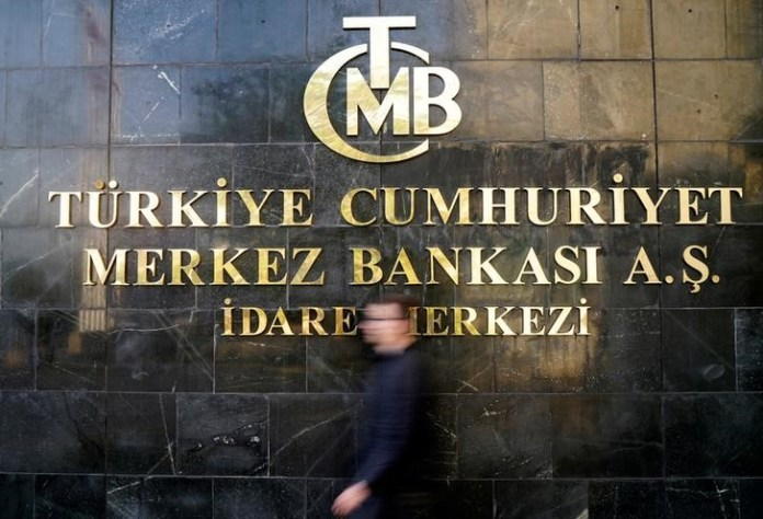 © Reuters.  Turkey Central Bank Raises Foreign-Currency Reserve Requirements