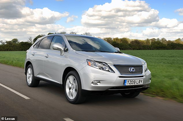Lexus's RX is a premium SUV that depreciates relatively slowly. One reason for that could be the strong reliability record it has