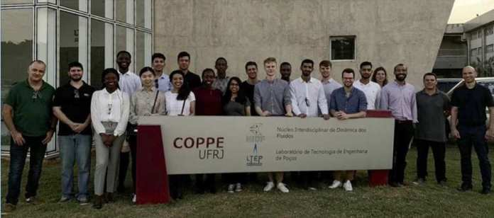 MSc students at LRAP UFRJ  Brazil