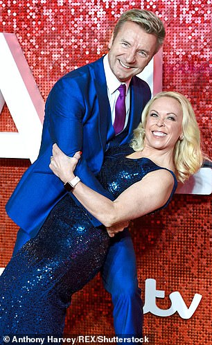 Help: Dancing On Ice judges Christopher Dean and Jane Torvill