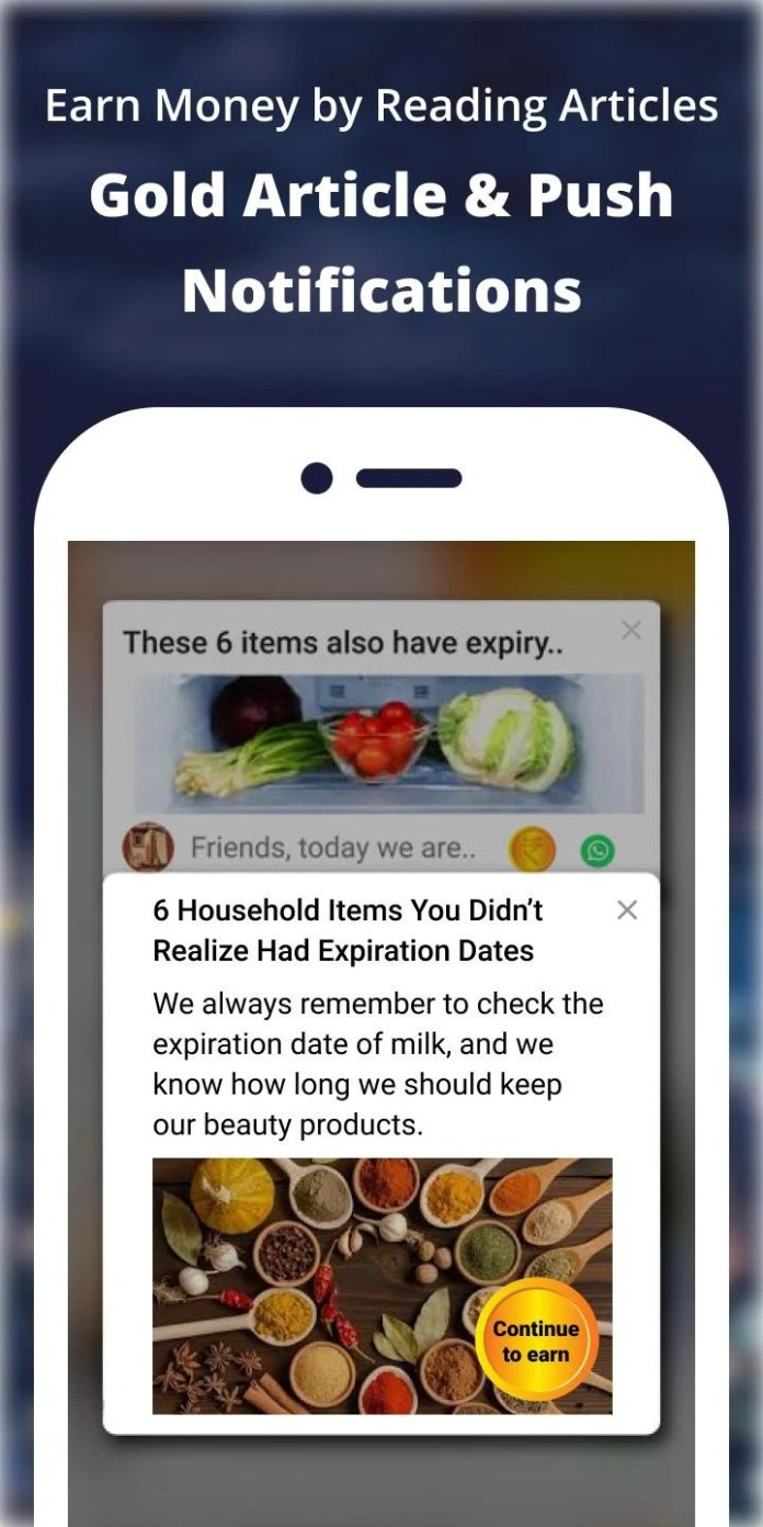 Roz Dhan app review : A simple way of earning Paytm Cash