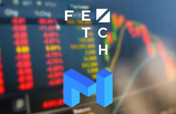 Altcoins Fetch and Matic See Prices Fall From the Sky as Each Look for Recovery on the Horizon