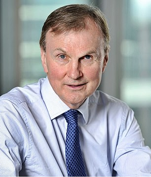 Man on a mission: M&S chairmanChairman Archie Norman