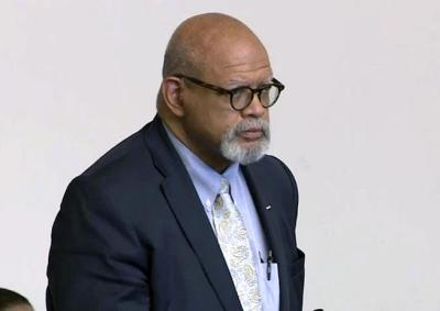 Dr. Michael Watkins, a vascular surgeon at Massachusetts General Hospital, is arraigned in Boston on charges of driving drunk, striking three pedestrians