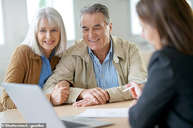 Seeing a professional adviser: Many people could benefit from one-off expert help over some aspect of their finances