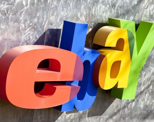 """San Jose, USA - February 21, 2012: Headquarters for eBay and PayPal. eBay is an online auction and shopping website and founded by Pierre Omidyar in 1995. PayPal is a global ecommerce site and was acquired by eBay in 2002. Located at 2211 North First Street the campus consists of multiple buildings housing over some 17,000 employees worldwide."""