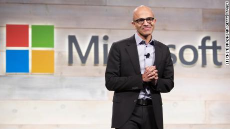 Microsoft passes Apple to become most valuable company