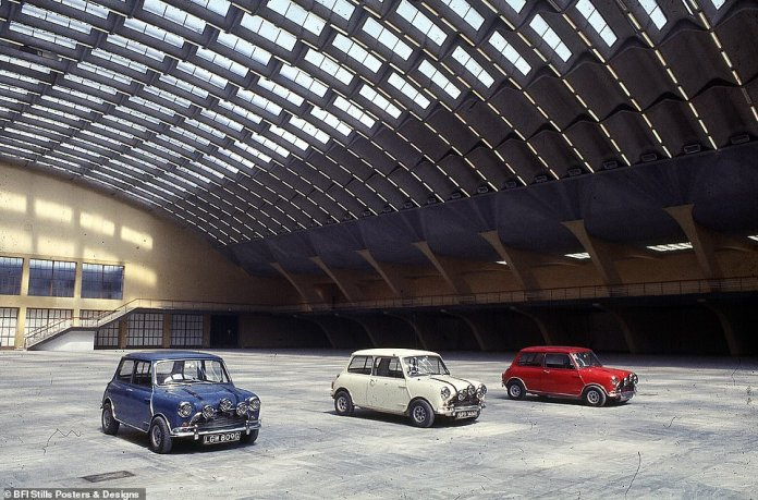 None of the original Minis from the 1969 film survive. It's believed they were scrapped because they were in no fit state to be resold when they were returned to BMC