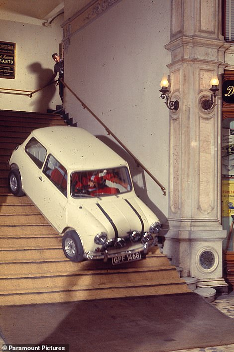 A shot of one of the Minis in the original