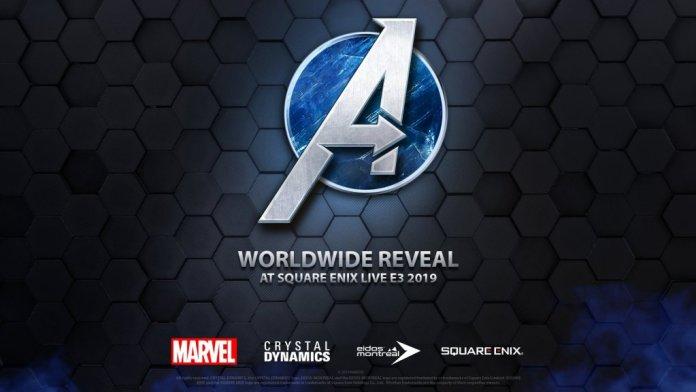 Marvel's Avengers.