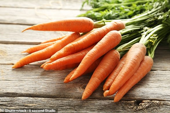 It sounds unbelievable, but a diet rich in colourful, carotenoid-containing vegetables such as carrots and tomatoes can marginally (but noticeably) deliver a golden glow