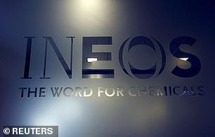 Ineos is investing £1.6 billion in Saudi Arabia