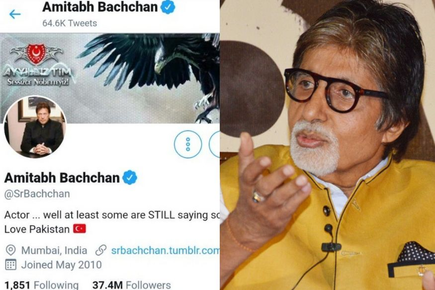 dbbb19d9b60 From KBC to Sholay, Memes Flood the Internet After Amitabh Bachchan's  Twitter Account Hacked - News18 - BusinessTelegraph