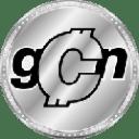 GCN Coin logo