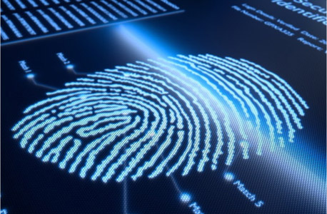Biometric identification. Photo: Shutterstock