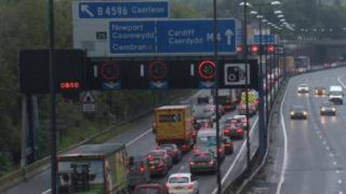 M4 relief road: Newport motorway plans scrapped