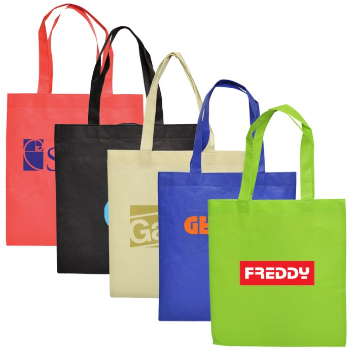 Promotional Bags offer Unlimited Advertising