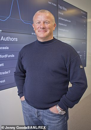 Multi-millionaire fund manager Neil Woodford