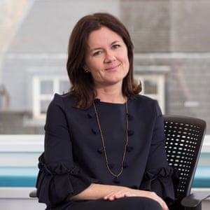 CEO Clare Gilmartin