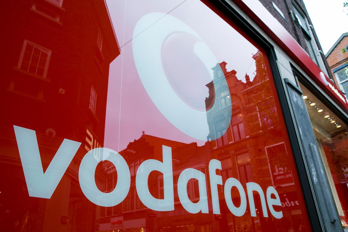 Vodafone network down across Europe with hundreds of