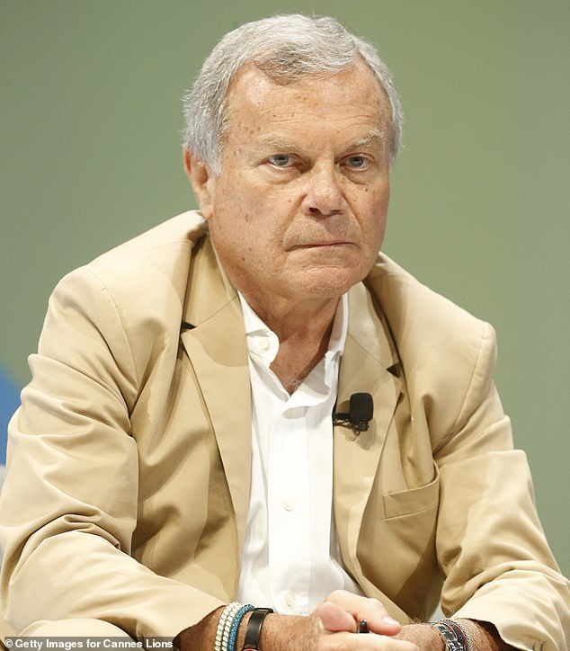 WPP parted ways with its long-time chief executive Martin Sorrell last year