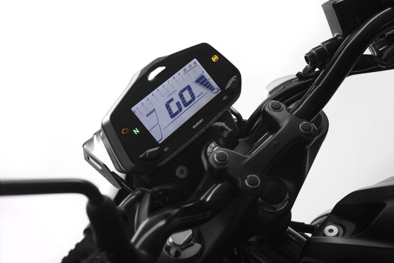 Suzuki Gixxer 150 instrument cluster