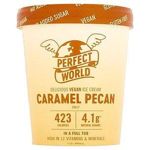 500ml, £3.99, ocado.com Per 100ml: Calories, 85; saturated fat, 1.4g; protein, 2.1g; sugar, 0.8g; salt, trace