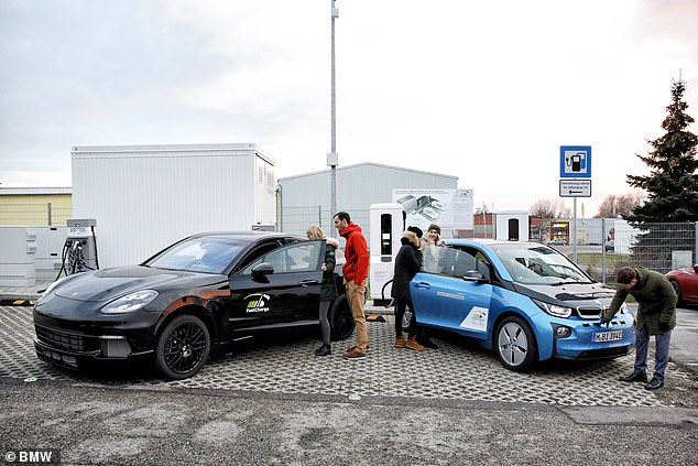It's estimated that in two year's time there will be 214 different electric car models available to customers in Europe as auto makers ramp up the availability of plug-in vehicles