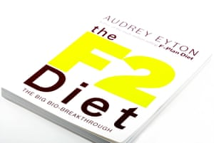 The F2 Diet by Audrey Eyton, 2006. The original book came out in 1982.