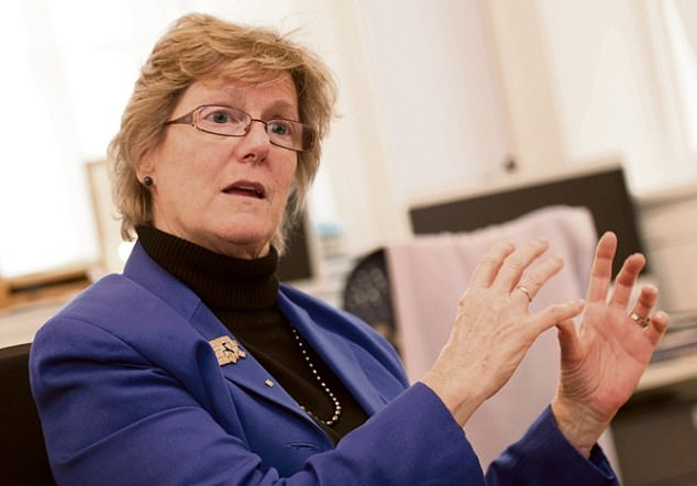 Professor Dame Sally Davies used her appointment as the UK's special envoy on antimicrobial resistance to make an emotional plea for leaders to sit up and tackle the looming drug crisis