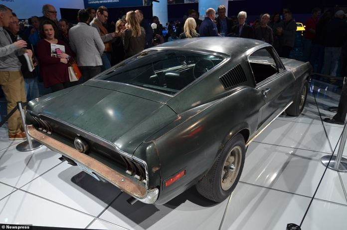 The original Mustang Bullitt was believed to have been destroyed. Little did enthusiasts know that it had been kept by the same family for years