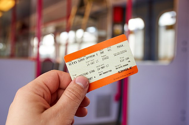 Fact: More than 327,000 people are now using one and are saving an average £19 a month, according to the Rail Delivery Group, which represents train companies