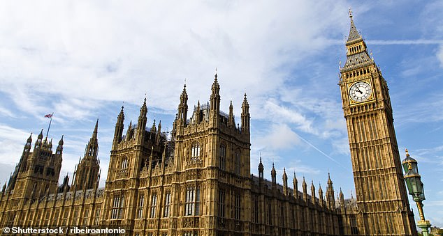 The game's map will feature a condensed version of the British Isles, with locales including the House of Commons and Big Ben, pictured