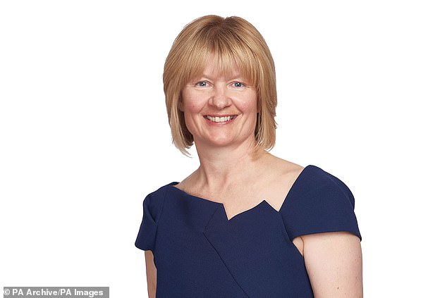 Kerching! Dame Louise Makin picked up the money as her bonus schemes paid out when the deal with Boston Scientific was completed, earlier this summer