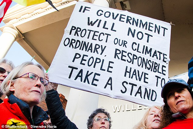 The Government says we need to tackle climate change, yet at the same time it backs airport expansion and a third runway at Heathrow