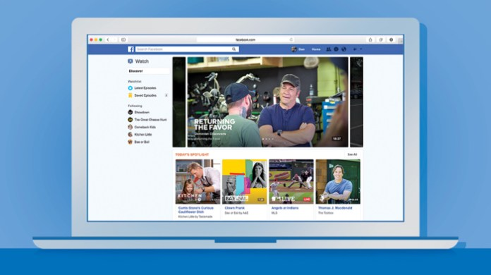 facebook watch Studio