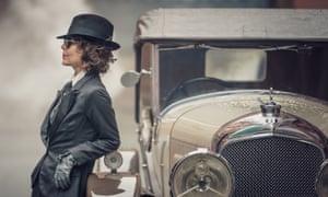 Helen McCrory as Polly Gray in Peaky Blinders.