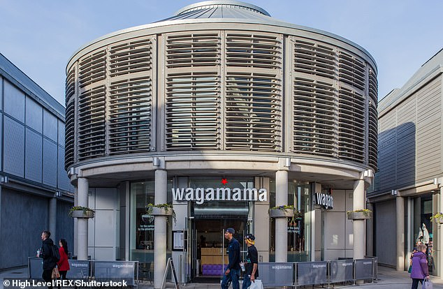 The Restaurant Group snapped up Wagamama in a £559million deal last October