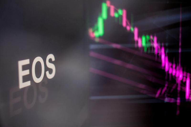 EOS Climbs 10.35% In Bullish Trade