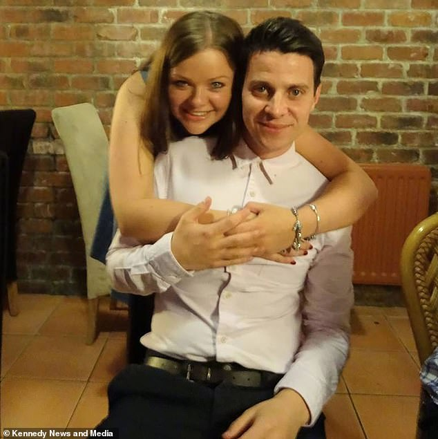 Abi Meads, 27, claims her husband Matt Meads avoided drinking and smoking and made a big effort to exercise and eat well to avoid health problems later in life