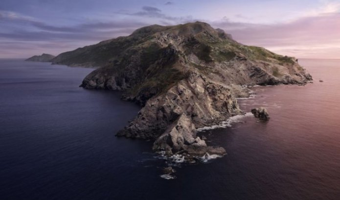 No operating system is an island, but macOS Catalina is named after one.