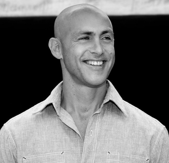 Andy Puddicombe trained as a monk and now runs Headspace (Headspace)