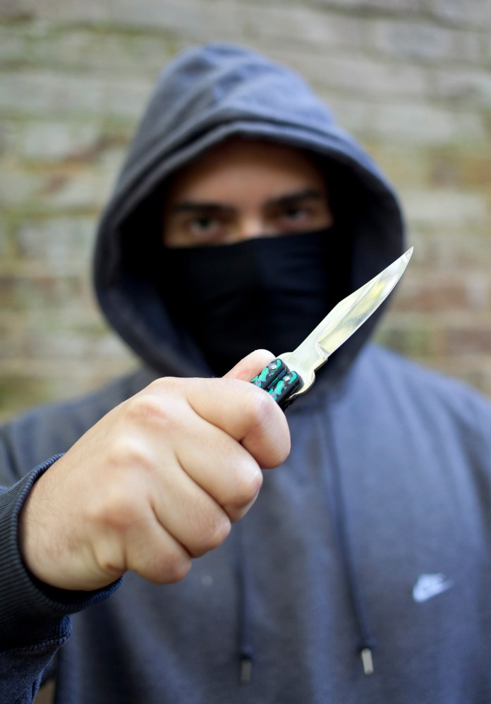 Tougher penalties are to be imposed to tackle knife crime