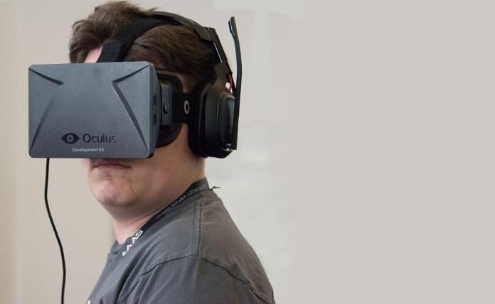 Oculus Rift Dev Kit 1: Raise Capital by Crowdfunding