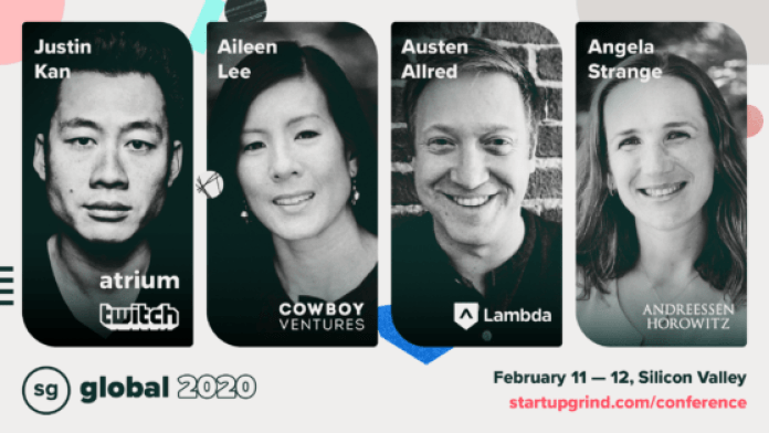 Startup Grind 2020 speakers