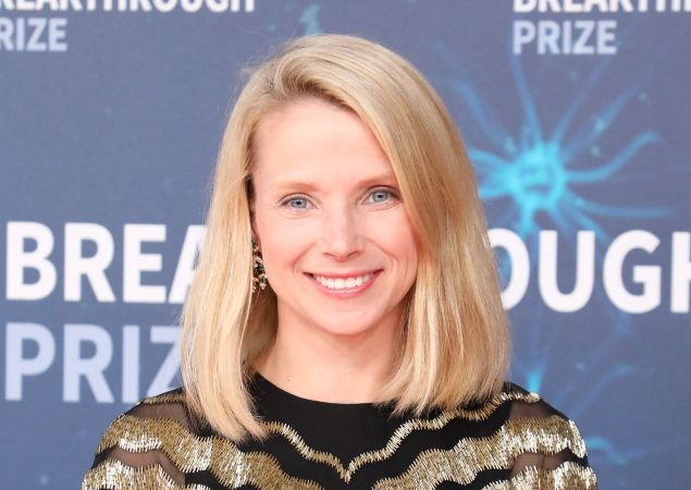Marissa Mayer stepped down as Yahoo's CEO in 2017 after the company was sold to Verizon.