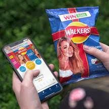 Greggs are giving away packets of Walkers crisps if you register to become a member on their app